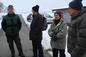 2010.01.16 Spuren im Schnee