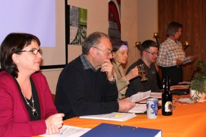 2010.01.21 Hauptversammlung